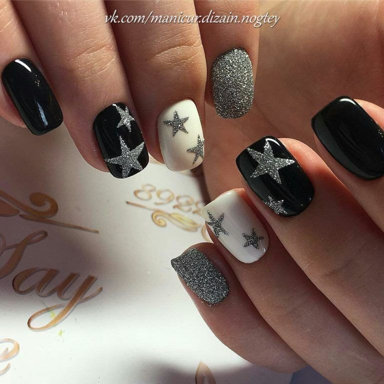 90 Fall Nails Art Designs To Get Your Autumn 2017 | Manicure, Xmas ...