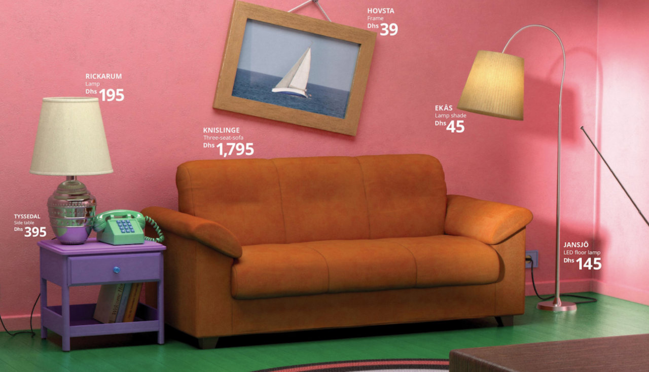 the top 10 ads we liked in 2019 51  ikea furniture