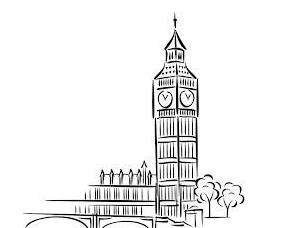 Resultat De Recherche D Images Pour Londres Dessin Facile Cahier