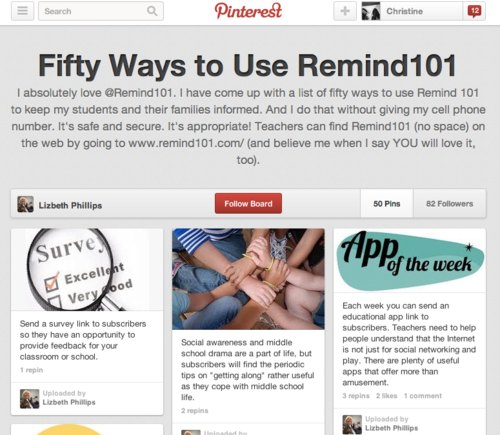 50 ways to use the remind101 free texting app with students and their parents