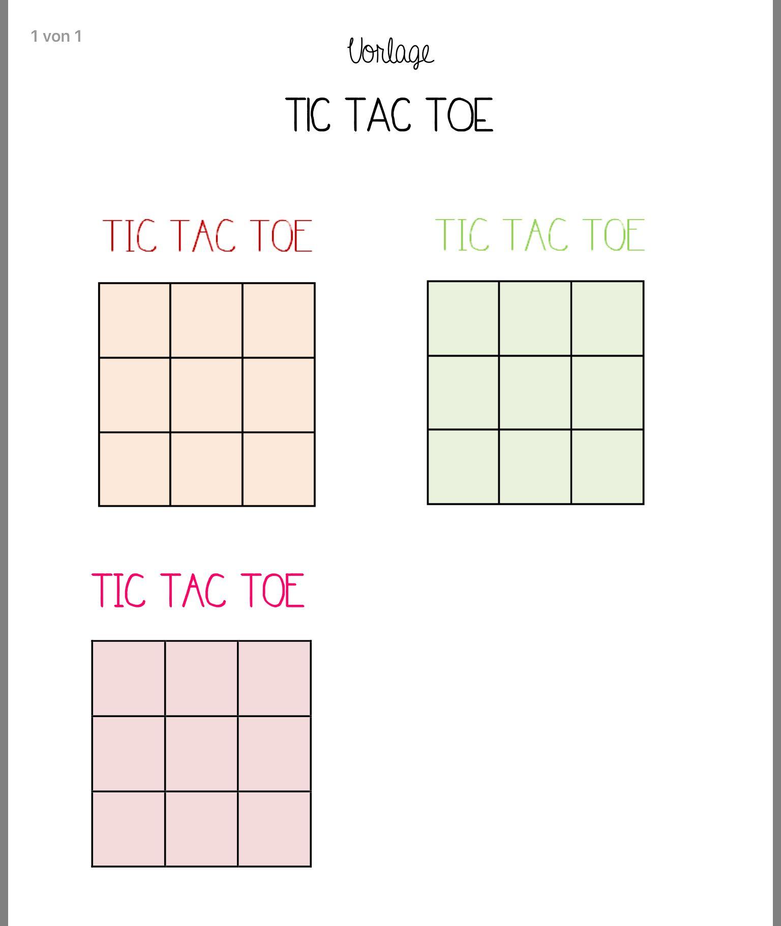 Tic Tac Toe X S And O S Kdp Interior Grafico