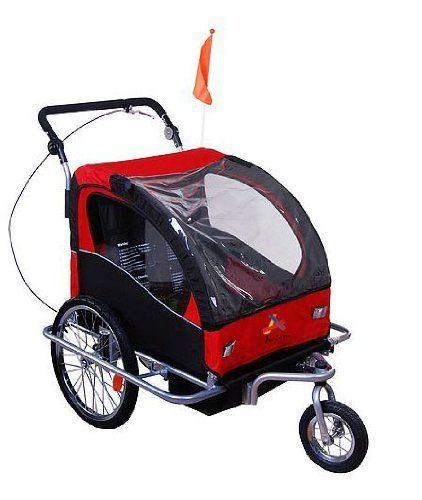Aosom Elite II 3in1 Double Child Bike Trailer, Stroller & Jogger - Red / Black Aosom,http://www.amazon.com/dp/B00574Q1O8/ref=cm_sw_r_pi_dp_L--itb097F7K6X4P