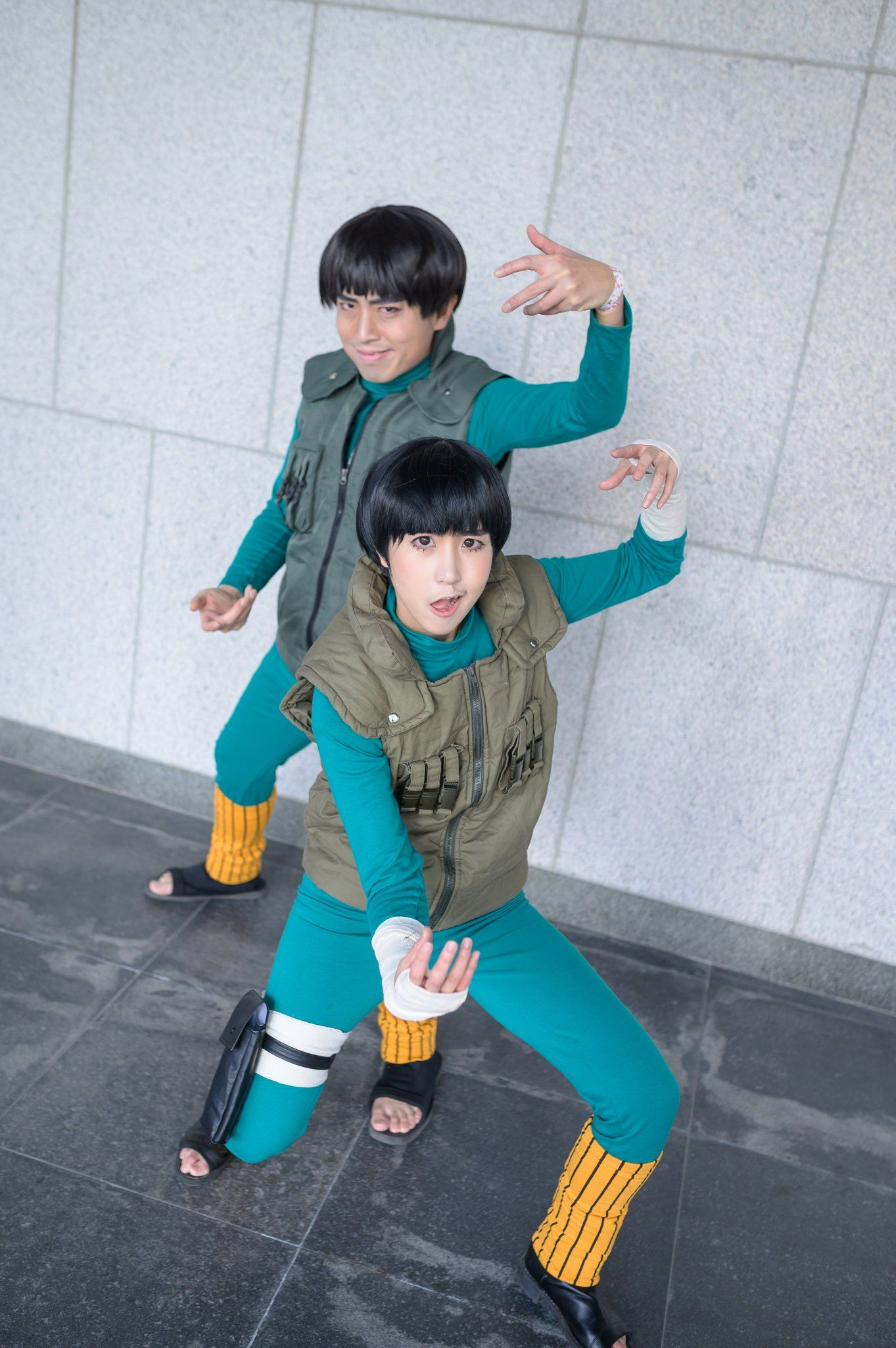 Pin oleh Hahahaha di Naruto shippuden cosplay di 2020