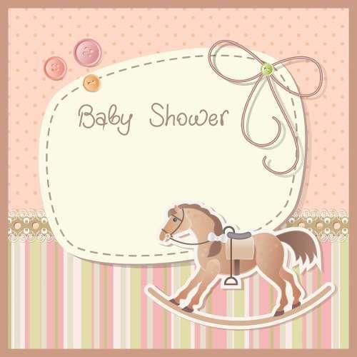 Tarjetas Para Baby Shower Personalizadas Gratis 2 Jpg 500 500 Baby Shower Cards Baby Shower Labels Baby Shower