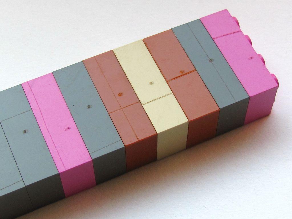 Lego Bayer test markings (2) http://www.flickr.com/photos/129727166@N02/26986499963/