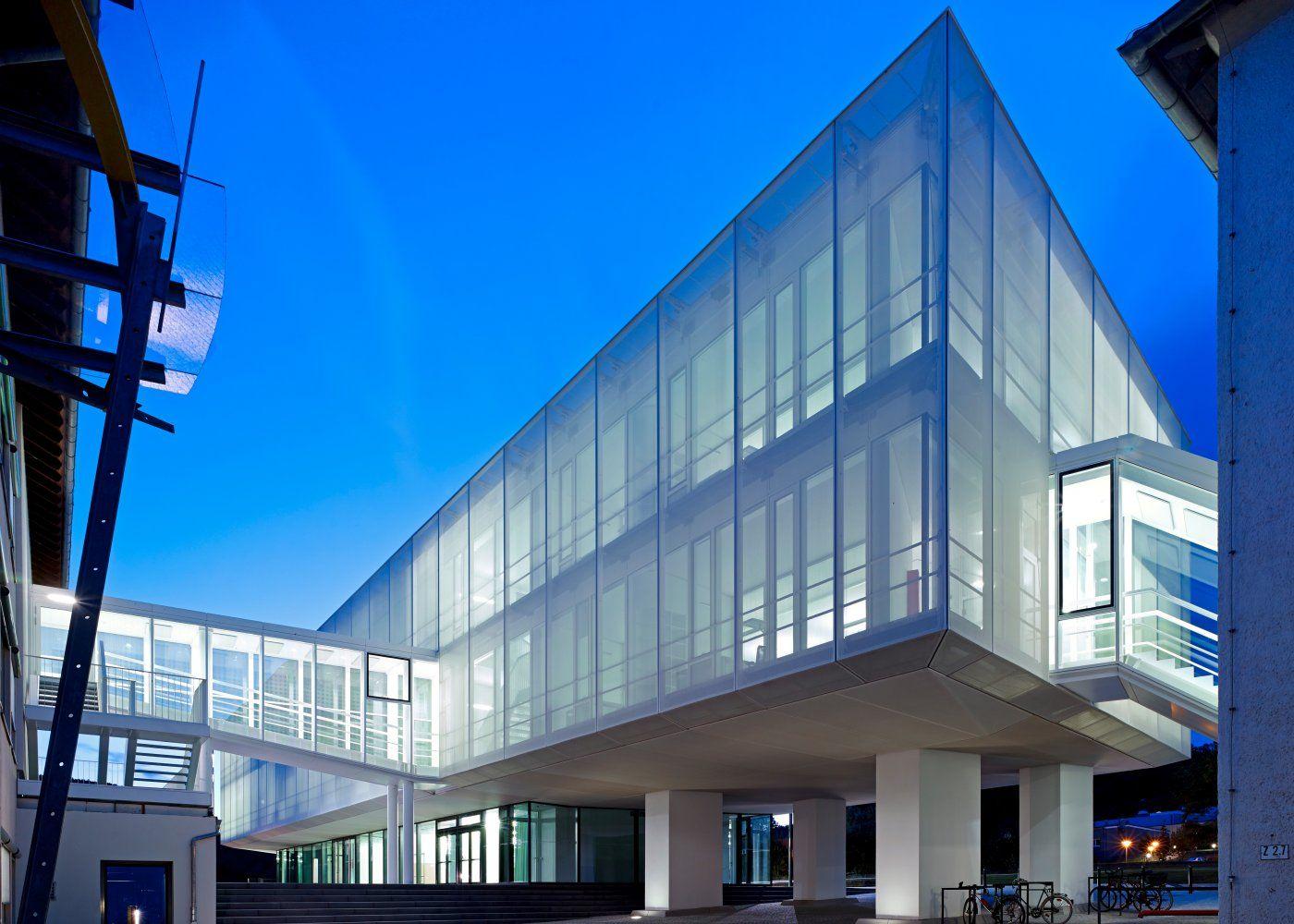 Architekten Jena hks architekten fritz lipmann institut jena a architecture