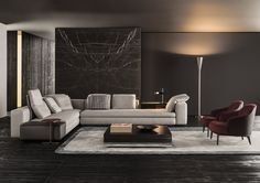 Photo of Smink Incorporated | Produkter | Sofaer | Minotti | Yang