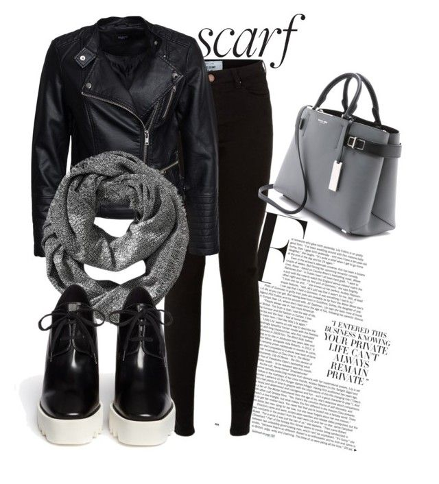 """""""Scarf"""" by tinnaofficial ❤ liked on Polyvore featuring Sisters Point, Old Navy, STELLA McCARTNEY, Michael Kors and scarf"""
