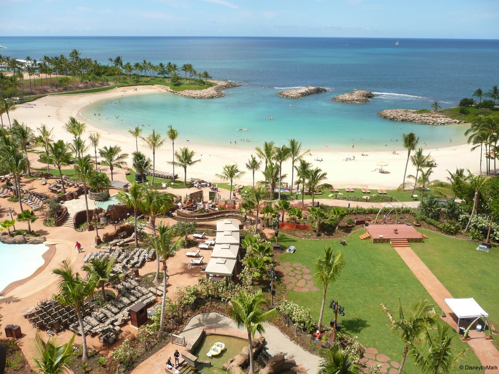 Disney Has Taken Its First Leap Into The Hotel Industry Proper With Opening Of A Standalone Resort And Spa Named Aulani In Hawaii