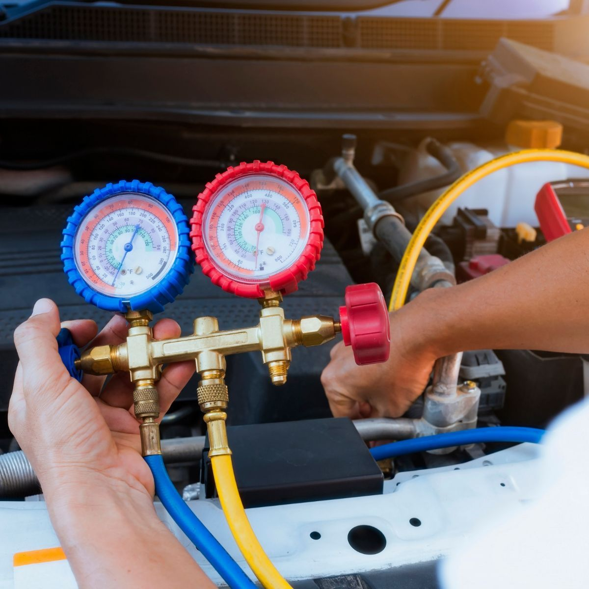 Equipment Manufacturers Recommend Having Your Cooling System