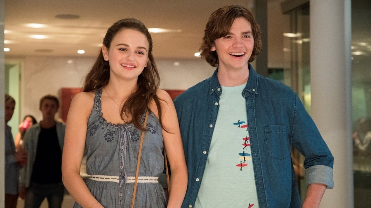 Watch The Kissing Booth Movie Tv Shows Online Joey King