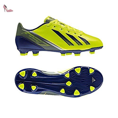 Adidas F30 TRX FG Gris Noir Homme Chaussure Foot F50 T:44 2/3 LpmrK2s1zj