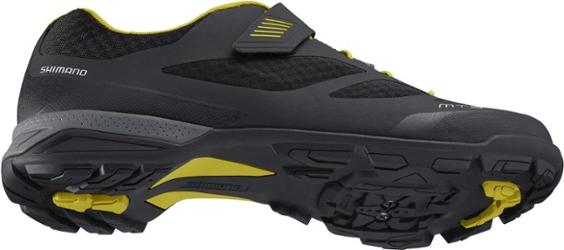 Shimano Men S Mt5 Mountain Bike Shoes Black 48 Eu Bike Shoes