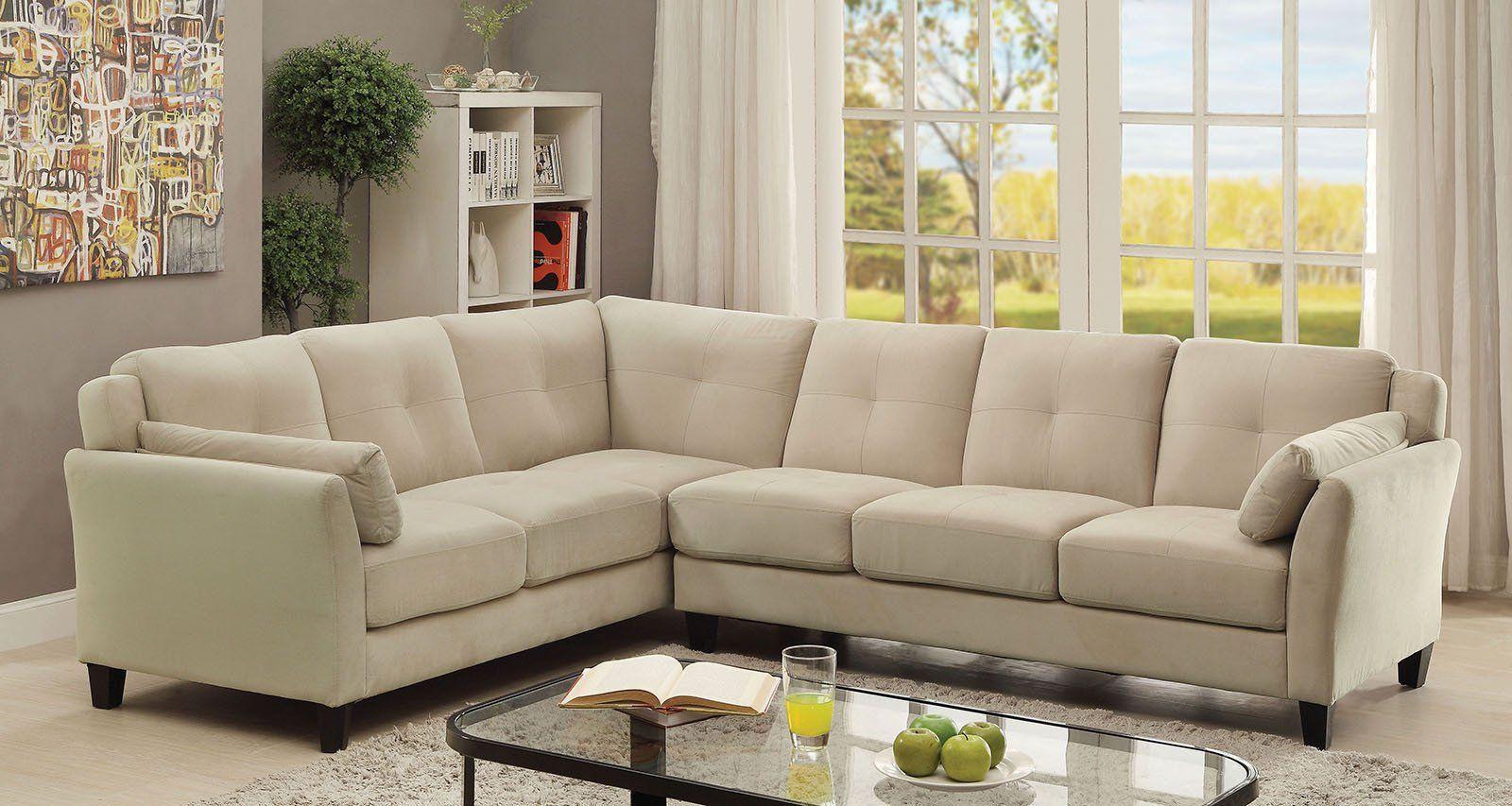 Peever ii sectional sofa cm6368bg