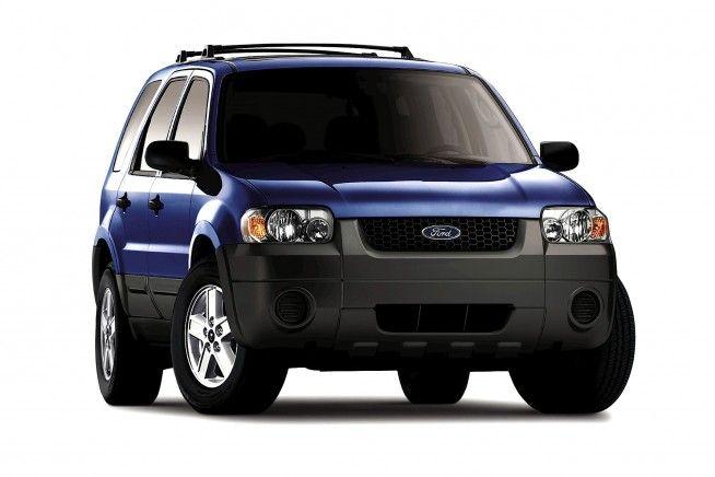 Ford Escape Ford Car Auto News