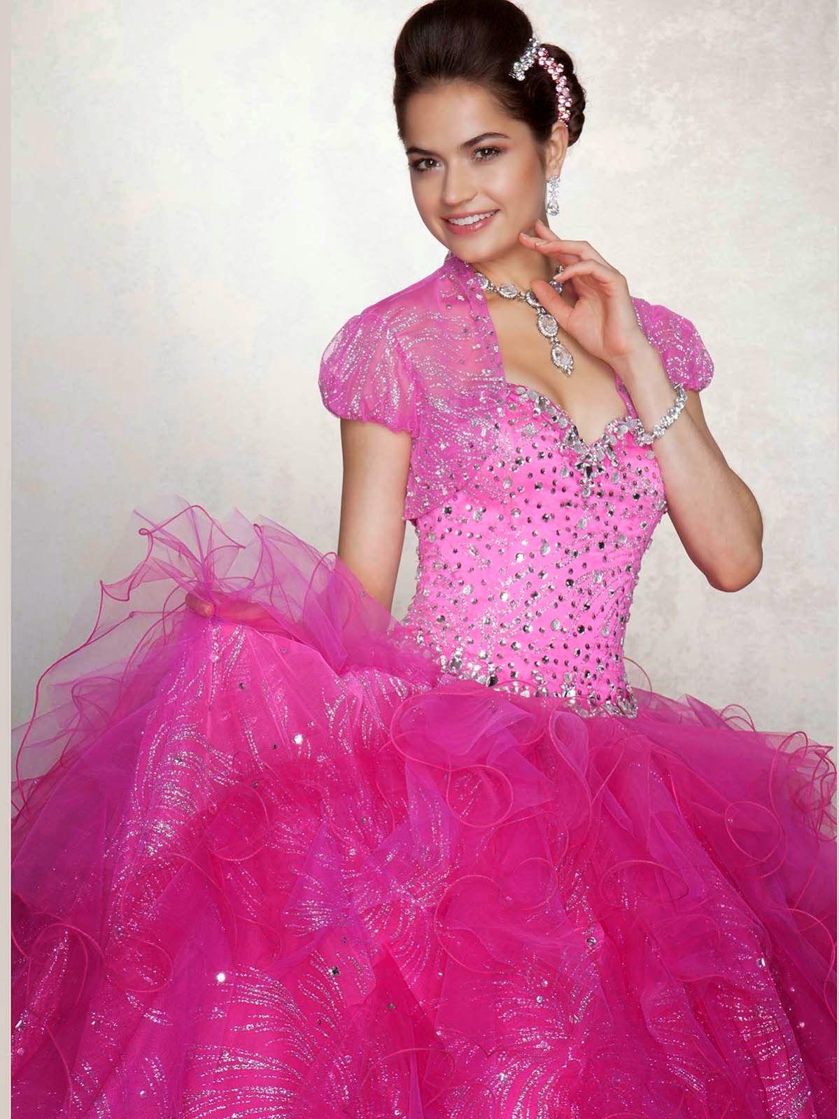 Bonitos vestidos de 15 años | Diseños exclusivos | Vestidos de Moda ...