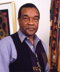 David C. Driskell, artist, collector, and emeritus professor of art history, University of Maryland at College Park.