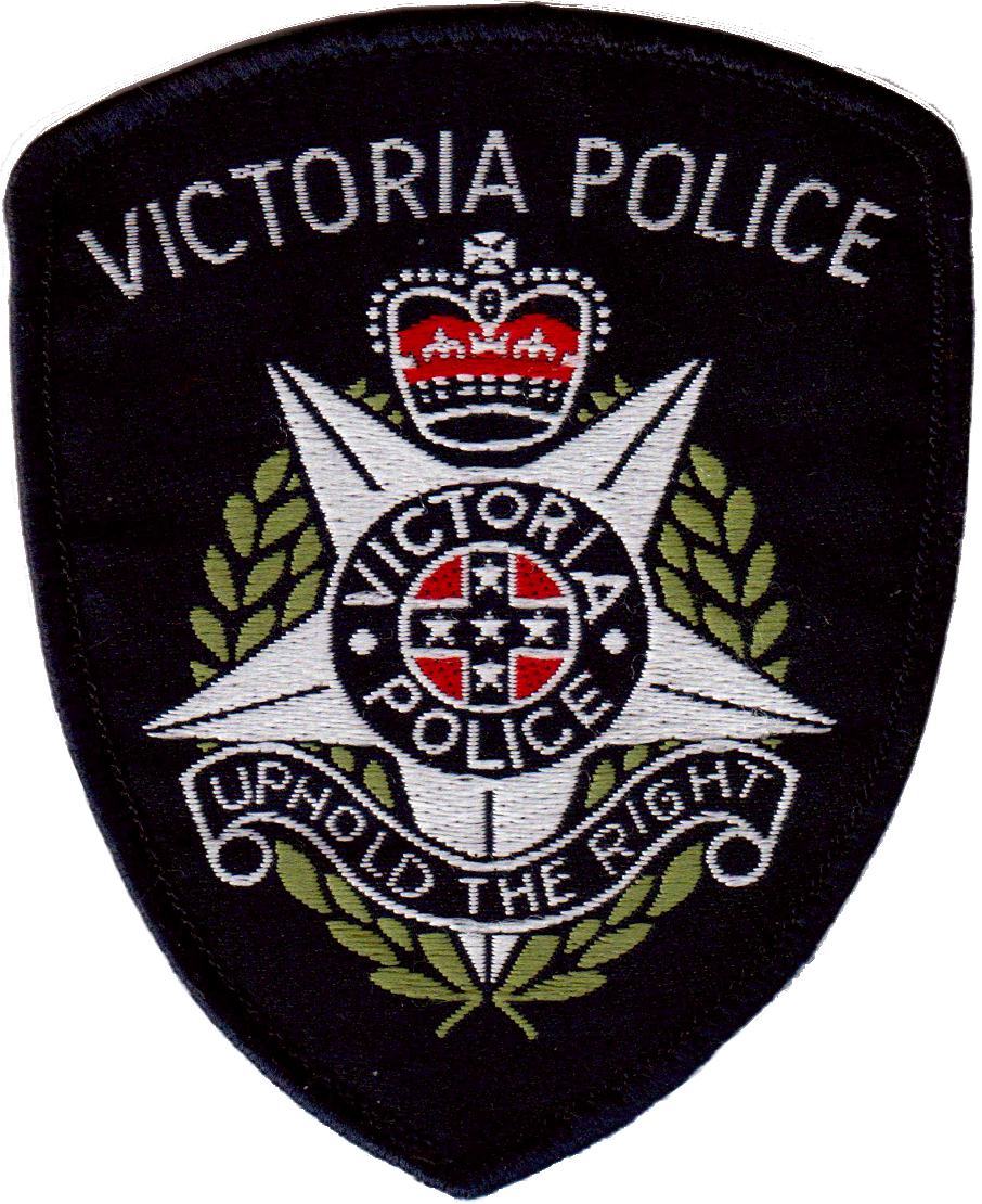 Pin by Davidmyers on Badges and kpatches Victoria police
