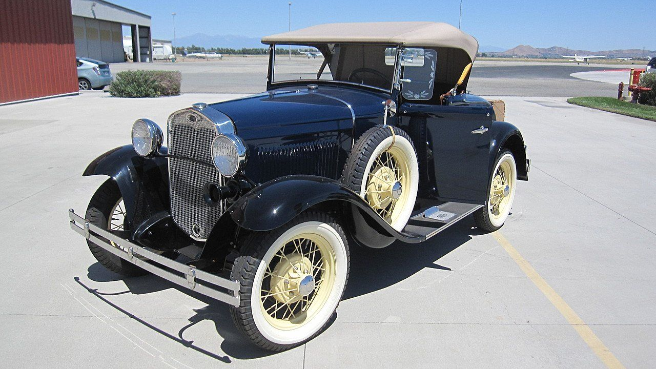 1930 Ford Model A for sale near laguna beach, California 92652 ...