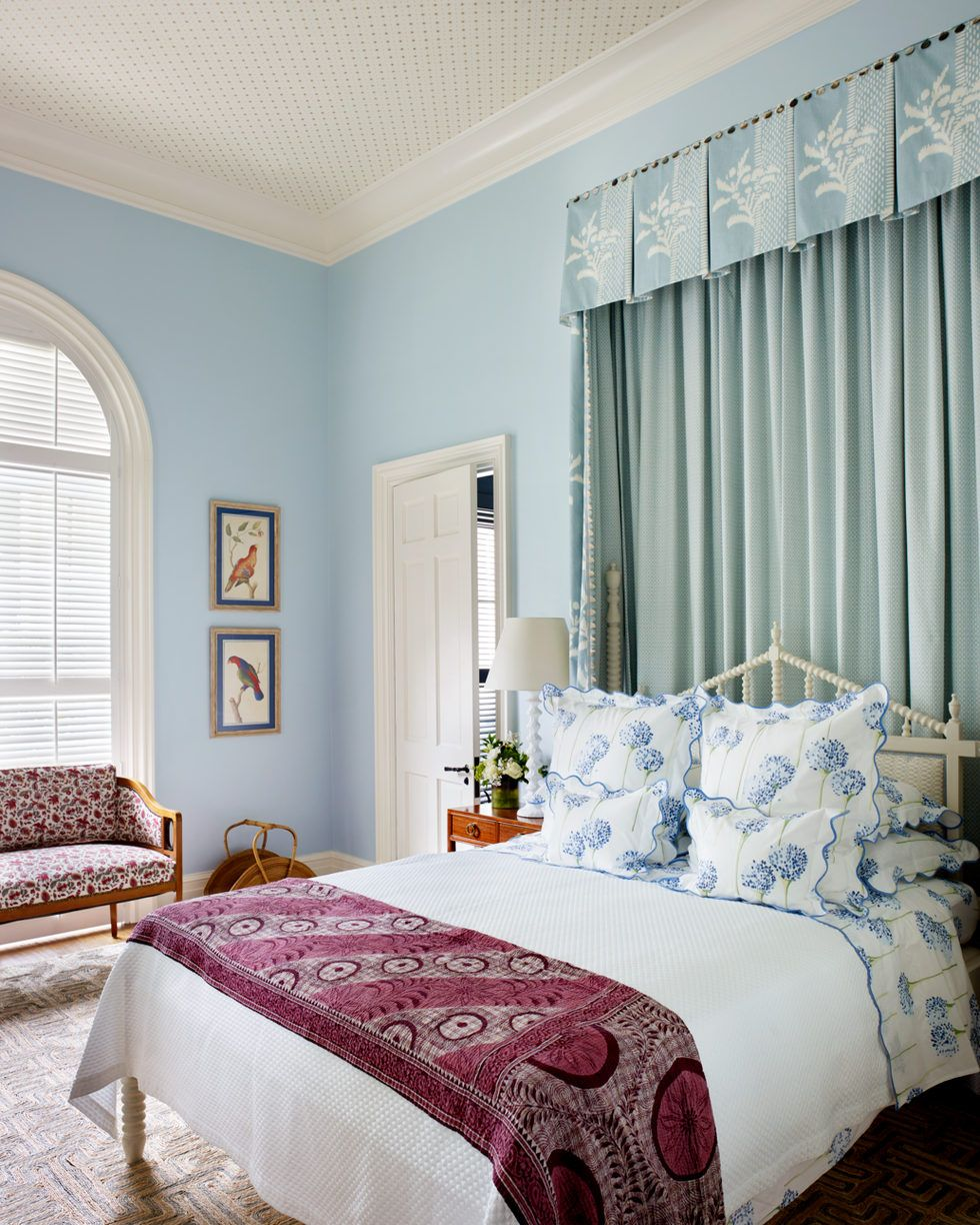 26 Mediterranean Bedroom Design Ideas: 16 Inviting Paint Colors You'll Want In Your Bedroom Now