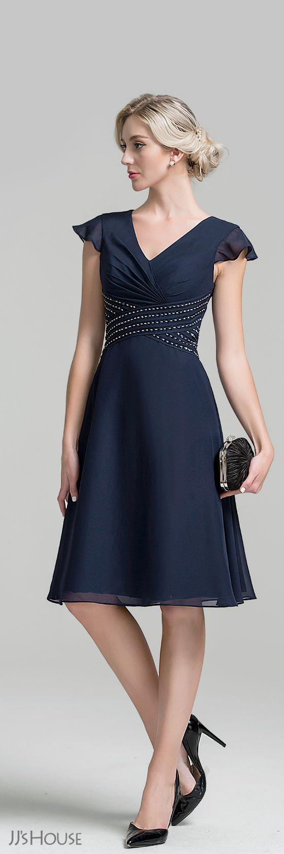 Black dresses for wedding  JJsHouse Mother  Abiti  Pinterest  Groom dress Mob dresses and
