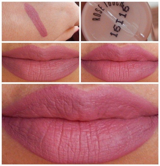 Lakme 9 to 5 Rose Touch Weightless Matte Mousse Lip and