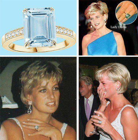 Princess Diana Jewelry Rolled In Priceless Luxury Bana