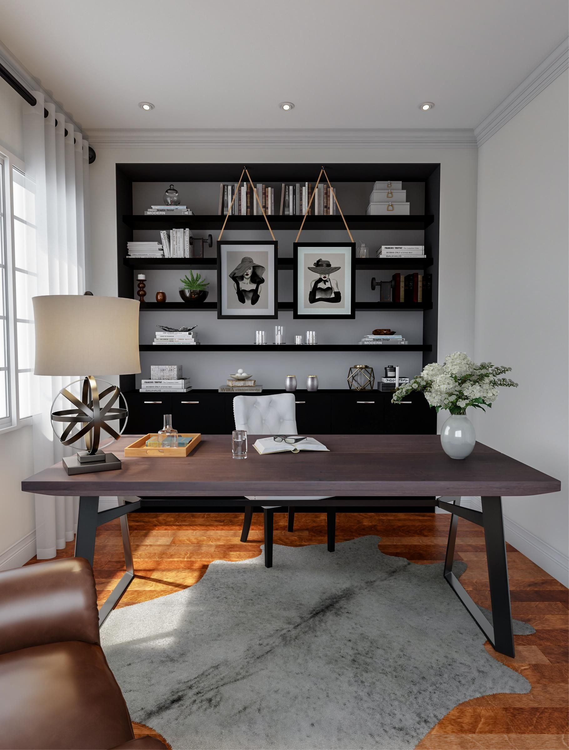 Best layout designs to give your home office  makeover storage built ins shelving person desk also dream images in bathroom bed room bedrooms rh pinterest