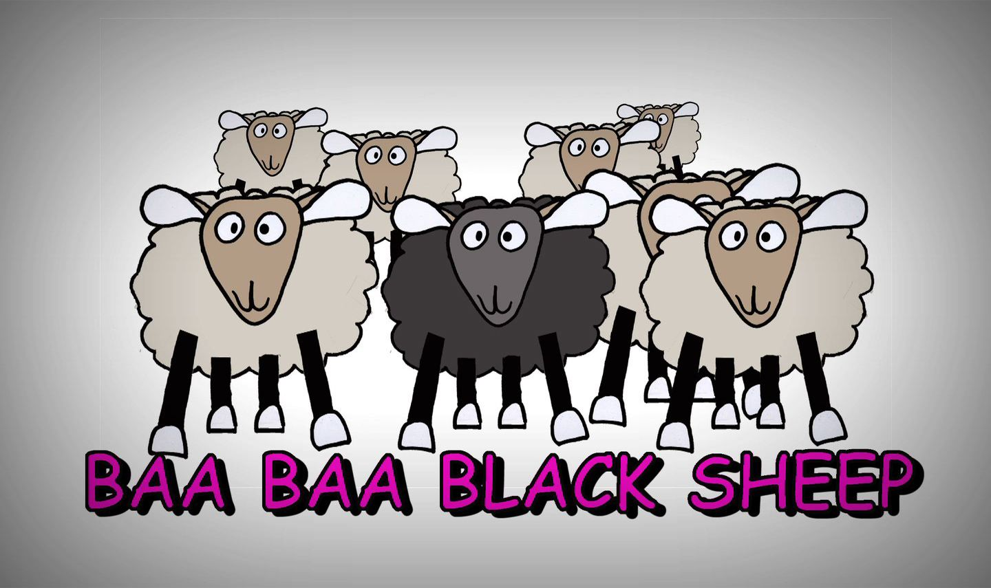 Nursery Rhymes Baa Baa Black Sheep