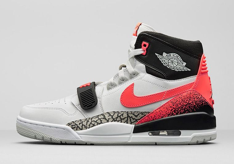 Jordan Legacy 312 Just Don Release Dates Colorways Sneakers Air Jordans Fall Sneakers