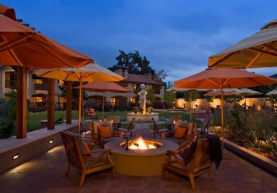 Napa Valley Lodge Hotels In Napa Napa Valley