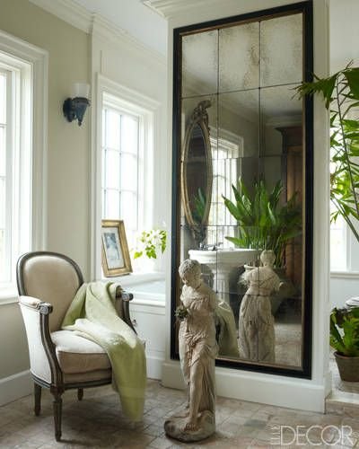 Ode To The Past White Rooms Design Home