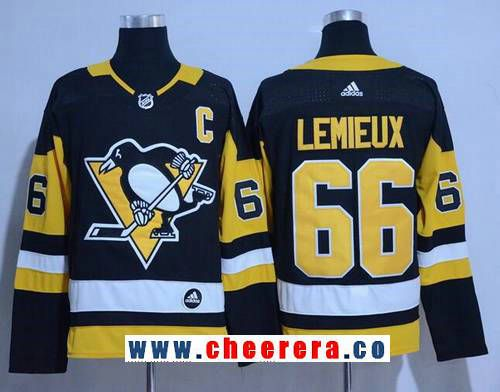 ... jersey b4f53 551b1 coupon for mens pittsburgh penguins 66 mario lemieux  black home 2017 2018 adidas hockey stitched nhl spain predators ... a96d81f66
