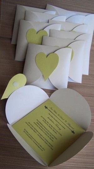 Einladungskarte Herz Hochzeitskarten Von Kartenmanufaktur Arndt