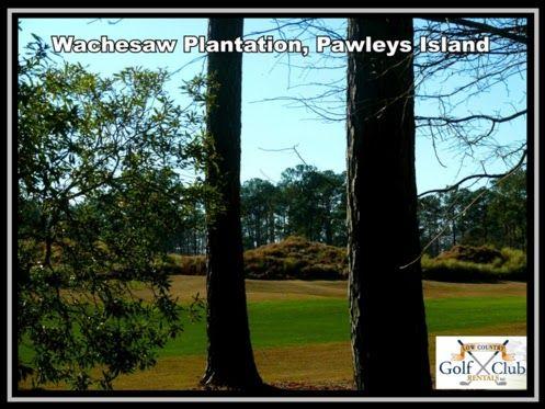 Wachesaw Plantation, Pawleys Island, South Carolina