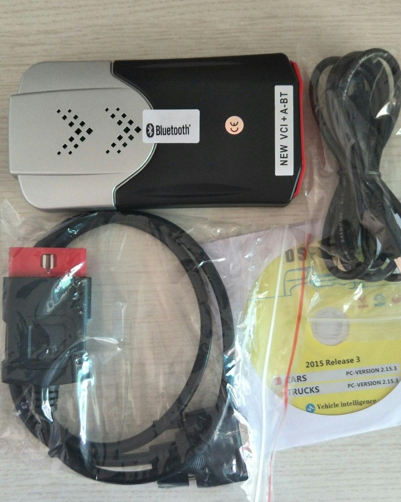 OBD2Store #DS150e #Delphi New Design Delphi DS150e Bluetooth With