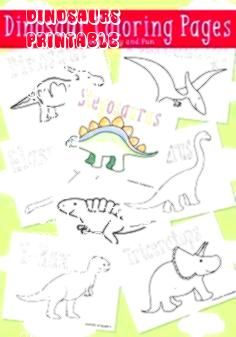 Dinosaur Coloring Pages for Kids Coloring Pages Dinosaurs Coloring Pages  Printable Dinosaur Coloring Pages for Kids coloring page dinosaurs coloring pages disney colorin...