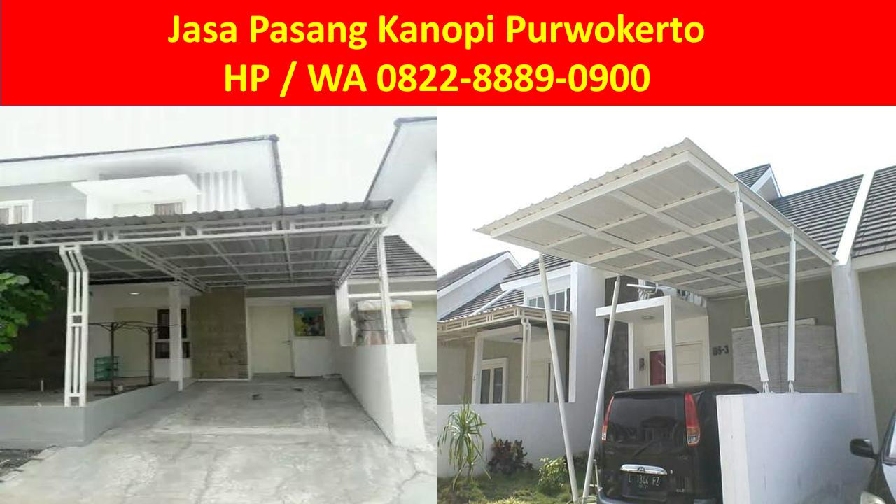distributor baja ringan di cilacap hub hp wa 0822 8889 0900 tsel jasa pasang kanopi purwokerto