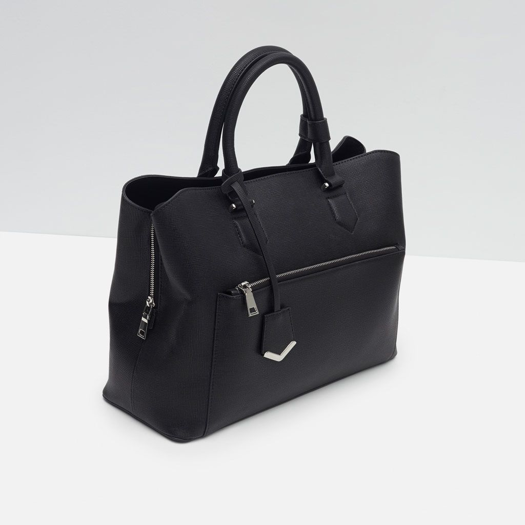 84359e75e4 OFFICE CITY BAG-View all-Bags-WOMAN | ZARA United States ...