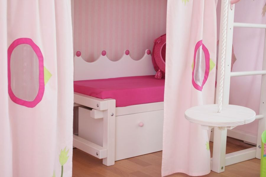 Etagenbett Prinzessin : Pin von oli&niki kindermöbel zum verlieben schön auf etagenbett