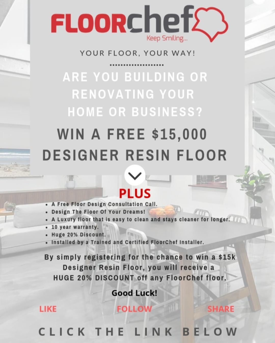 New The 10 Best Home Decor With Pictures Click The Link To Enter Https Www Floorchef Com Au Competition Are Y Luxury Flooring Renovations Free Design