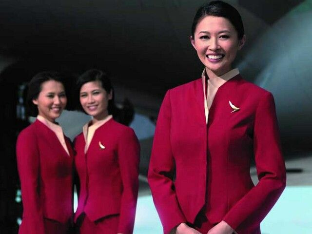Cathay Pacific Cabin Crew Cathay Pacific Airways Pinterest - air jamaica flight attendant sample resume