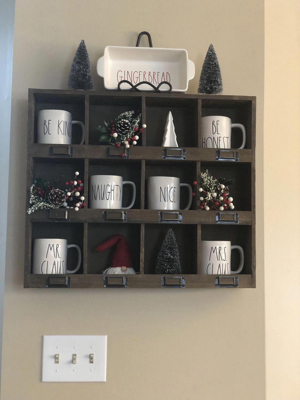 Hobbylobbylasvegas Hobby Lobby Shelves Mug Display Hobby Lobby Christmas