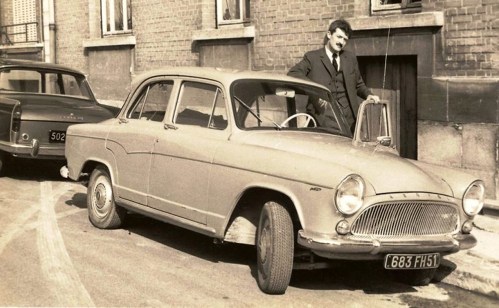 Simca aronde p60 les voitures de nos ann es pinterest for Garage rachat voiture paris
