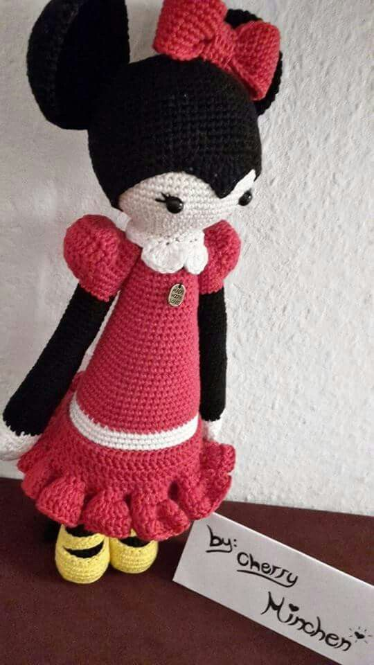 Mini Mouse LalyLala by Cherry Minchen | Lalylala en dolls ...