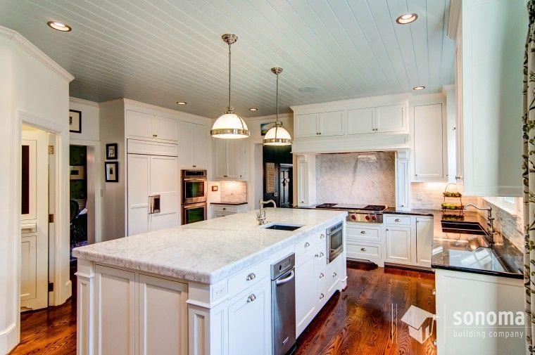 Sonoma Building Company - Buena Vista Kitchen Renovation | Kitchen ...