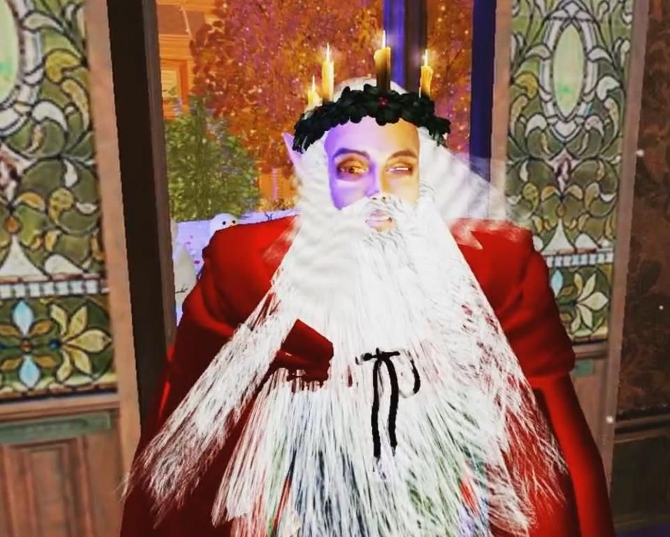 From my Christmas Carol Machinima Film inspired by Dickens ( http://www.youtube.com/watch?v=S9SBebs3A5I )