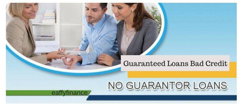 Eaffy Finance On Twitter Guaranteed Loan Finance Loan