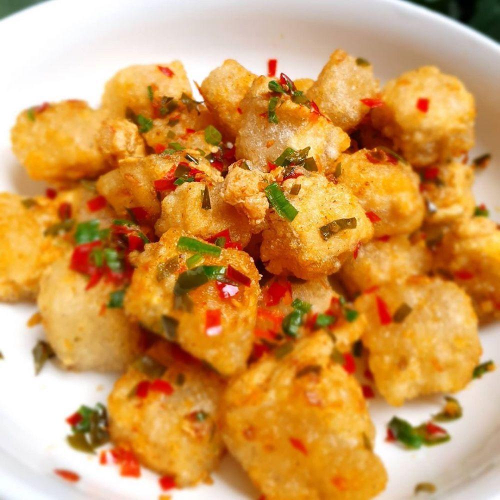 Resep Bumbu Cabai Garam C 2020 Brilio Net Resep Masakan Masakan Resep