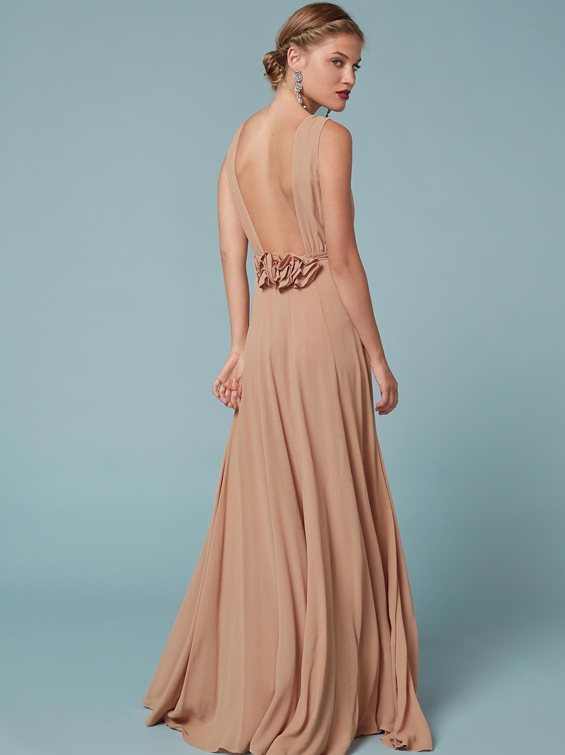 Florentina Dress | Nude color, Classy and Nude